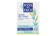 Kiss My Face - Bar Soap Olive & Aloe - 8 oz. (028367731498)