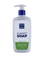 Kiss My Face - Liquid Moisture Hand Soap Olive & Aloe - 9 oz.