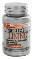Lane Labs - Natures Lining - 60 Chewable Tablets by Lane Labs