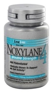 Lane Labs - Noxylane 4 Double Strength 500 mg. - 50 Caplets - $66