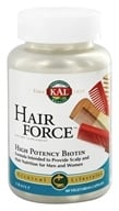 Image of Kal - Hair Force - 60 Capsules
