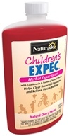 Naturade - Expec Child's Cough Syrup Expectorant Natural Cherry Flavor - 8.8 oz.