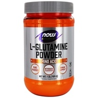 Image of NOW Foods - L-Glutamine Powder - 1 lb.