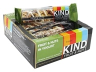 Kind Bar - Fruit and Nut Bar Fruit & Nut In Yogurt - 1.6 oz., from category: Nutritional Bars