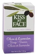 Kiss My Face - Bar Soap Olive & Lavender - 4 oz.