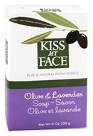 Kiss My Face - Bar Soap Olive & Lavender - 8 oz., from category: Personal Care