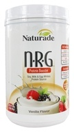 Naturade - NRG Protein Booster Vanilla Flavor - 30 oz. by Naturade