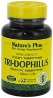 Image of Nature's Plus - Tri-Dophilus - 60 Vegetarian Capsules