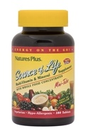 Nature's Plus - Source Of Life Mini-Tabs - 180 Tablets by Nature's Plus