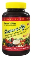 Nature's Plus - Source Of Life Mini-Tabs - 360 Tablets (097467305847)
