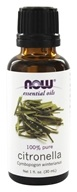 NOW Foods - Citronella Oil - 1 oz. - $3.59