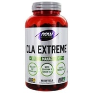 NOW Foods - CLA Extreme - 180 Softgels (733739017338)