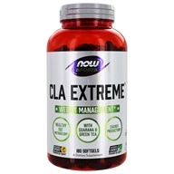 Image of NOW Foods - CLA Extreme - 180 Softgels