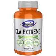 NOW Foods - CLA Extreme - 90 Softgels (733739017314)