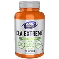 NOW Foods - CLA Extreme - 90 Softgels - $17.75