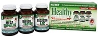 Natren - Healthy Start Kit Dairy Free - 90 Capsules, from category: Nutritional Supplements
