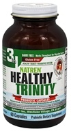 Natren - Healthy Trinity Dairy Free - 60 Capsules, from category: Nutritional Supplements