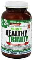 Natren - Healthy Trinity Dairy Free - 30 Capsules, from category: Nutritional Supplements