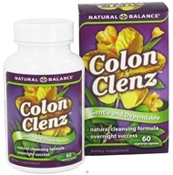 Natural Balance - Colon Clenz - 60 Capsules CLEARANCE PRICED