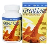 Natural Balance - Great Legs - 60 Capsules by Natural Balance
