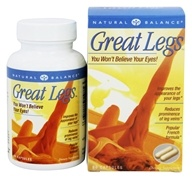Natural Balance - Great Legs - 60 Capsules - $14.25