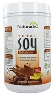 Naturade - Total Soy Meal Replacement Bavarian Chocolate - 2.4 lbs.