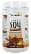 Naturade - Total Soy Meal Replacement Bavarian Chocolate - 2.4 lbs. by Naturade