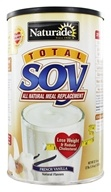 Naturade - Total Soy Meal Replacement French Vanilla - 2.4 lbs. by Naturade