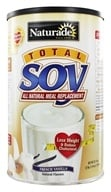 Image of Naturade - Total Soy Meal Replacement French Vanilla - 2.4 lbs.