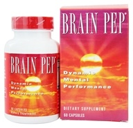 Image of Natural Balance - Brain Pep - 60 Capsules