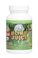 Nature's Plus - Ultra Juice Green - 90 Tablets, from category: Nutritional Supplements