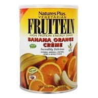 Nature's Plus - Fruitein Shake Banana Orange Cream - 2.8 lbs., from category: Health Foods