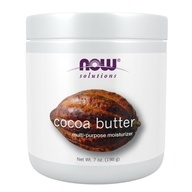 Image of NOW Foods - Cocoa Butter - 7 oz.