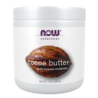 NOW Foods - Cocoa Butter - 7 oz. - $5.99