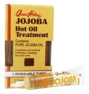 Queen Helene - Jojoba Hot Oil Treatment - 3 oz. (079896019649)