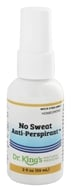 King Bio - Homeopathic Natural Medicine No Sweat Anti-Perspirant - 2 oz.