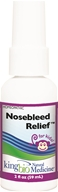 King Bio - Homeopathic Natural Medicine Nosebleed Relief For Kids - 2 oz. CLEARANCE PRICED
