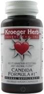 Image of Kroeger Herbs - Herbal Combination Kantita - 100 Capsules CLEARANCE PRICED