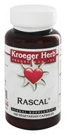 Kroeger Herbs - Herbal Combination Rascal - 100 Capsules, from category: Detoxification & Cleansing