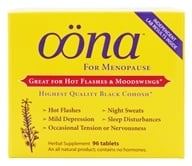 Oona - Herbal Supplement for Menopause - 96 Tablets (835674001110)