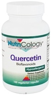 Nutricology - Quercetin Bioflavonoids - 100 Capsules, from category: Nutritional Supplements