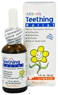 NatraBio - Children's Teething - 1 oz.