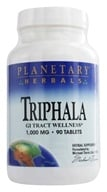Planetary Herbals - Triphala Traditional Ayurvedic Purifier 1000 mg. - 90 Tablets Formerly Planetary Formulas