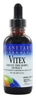 Planetary Herbals - Vitex (Chaste Tree Berry) Extract - 2 oz. Formerly Planetary Formulas, from category: Herbs