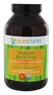Pure Planet - Organic Amla C Plus Natural Vitamin C 500 mg. - 500 Tablets