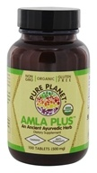 Pure Planet - Amla C Plus Organic Vitamin C 500 mg. - 100 Tablets