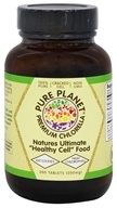 Pure Planet - Chlorella Anti-Aging Green Food 200 mg. - 300 Tablets
