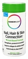 Image of Rainbow Light - Nail, Hair & Skin Connection - 60 Tablets