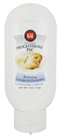Kal - Progesterone PM Liposome Cream Relaxing Lavender & Chamomile - 4 oz.