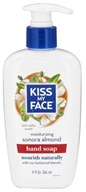Kiss My Face - Liquid Moisture Soap Almond - 9 oz.
